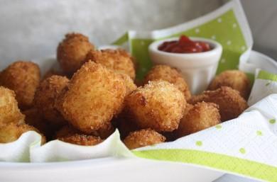 Рецепт Домашний картофельный попкорн