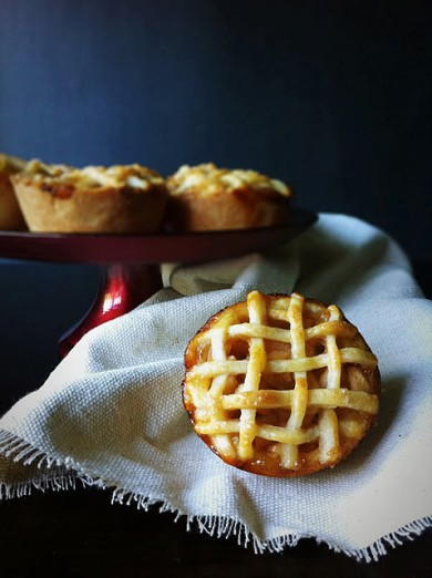 Рецепт Яблочные мини-пироги