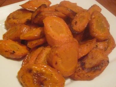Рецепт Глазированная морковка