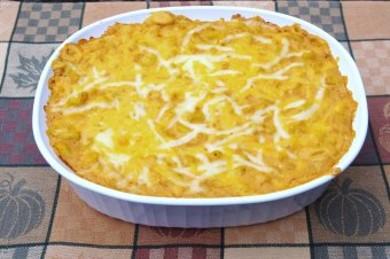 Рецепт Макароны с тыквой и сыром
