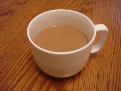 Рецепт Кофе на молоке