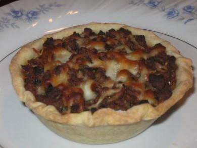 Рецепт Пирог с говядиной