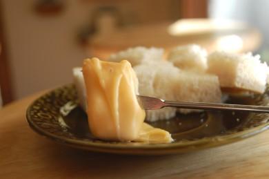 Рецепт Сырное фондю — рецепт для фондю