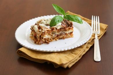 Рецепт Запеканка из спагетти с мясным соусом