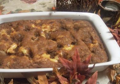 Рецепт Торт из сладкого картофеля и сливочного сыра