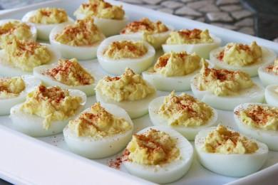 Рецепт Яйца с карри и пряностями