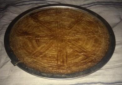 Рецепт Голландский масляный пирог