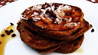 Рецепт Блинчики со вкусом миндаля