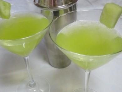 Рецепт Дынный коктейль