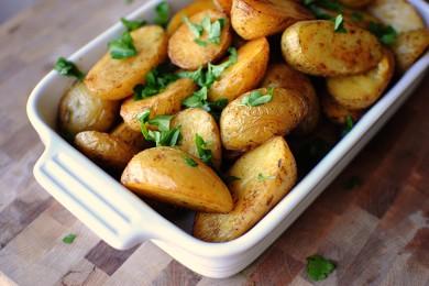 Рецепт Картофель с креольской приправой