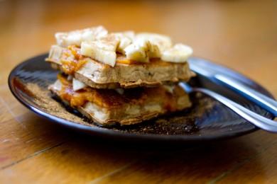 Рецепт Тыквенные вафли — рецепт для вафельницы