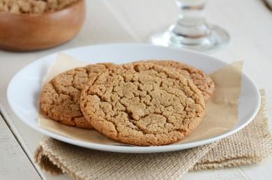 Рецепт Имбирное печенье с мелассой