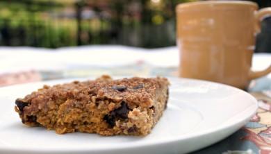Рецепт Овсяное печенье с тыквой
