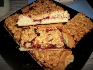 Рецепт Песочный пирог с джемом