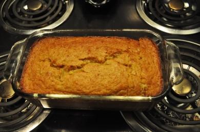 Рецепт Хлеб из кабачков