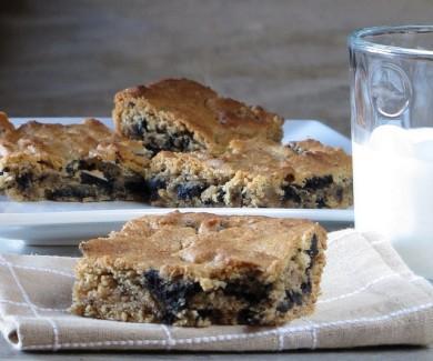 Рецепт Блонди с шоколадным печеньем