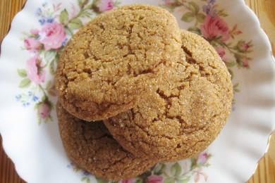 Рецепт Имбирное печенье со специями