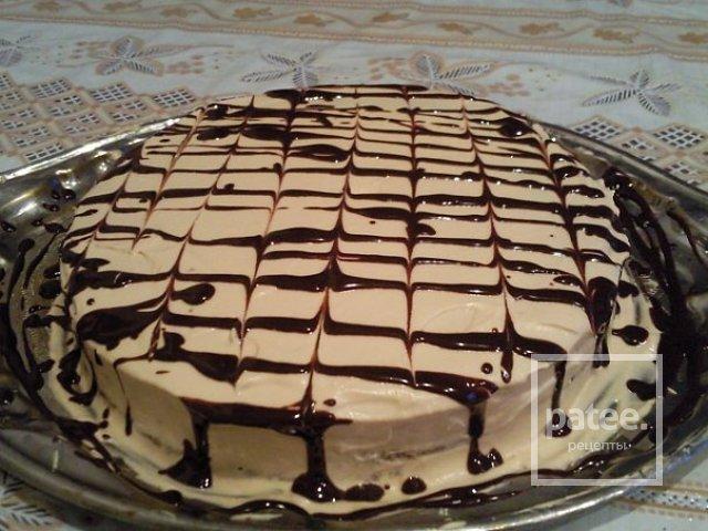 Торт со сгущенкой вареной рецепт с фото
