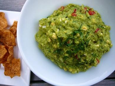 Рецепт Гуакамоле с брокколи