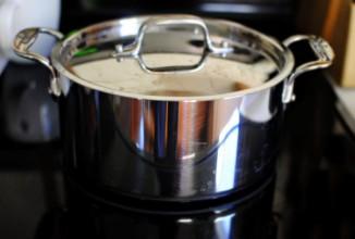 Суп с брокколи и сыром - приготовление
