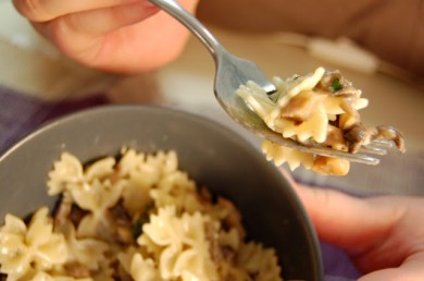 Рецепт Грибной соус для пасты