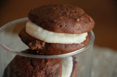 Рецепт Печенье-сэндвичи с колой