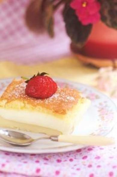 """Рецепт """"Умные"""" пирожные"""