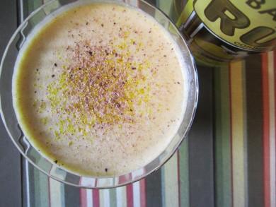 Рецепт Молочный коктейль с тыквой