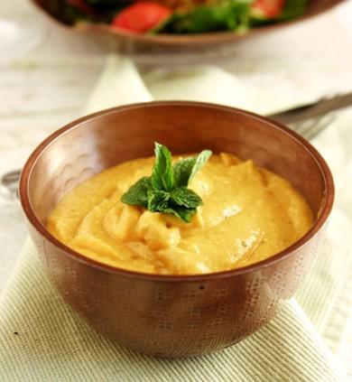 Рецепт Тыквенный хумус