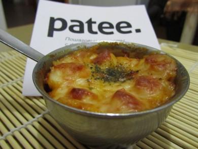 Рецепт Саганаки с креветками