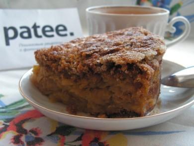 Рецепт Венский пирог с яблоками