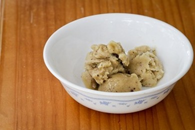 Рецепт Замороженные бананы с шоколадом