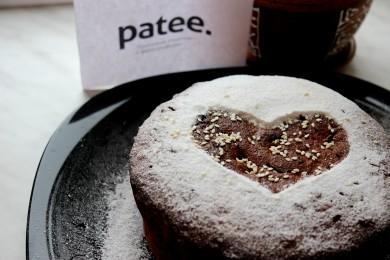 Рецепт Кекс- вкус любви