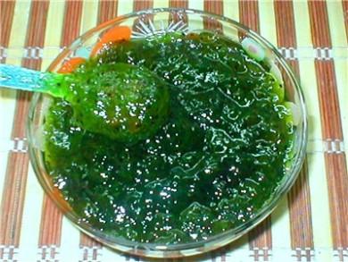 Рецепт Изумрудный джем из киви