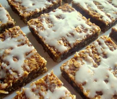 Рецепт Тыквенное печенье с орехами