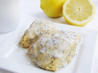Рецепт Лимонные булочки с маком