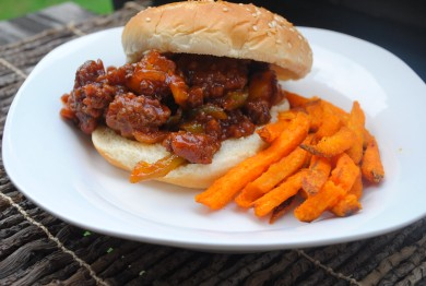 Рецепт Острые сэндвичи с говядиной