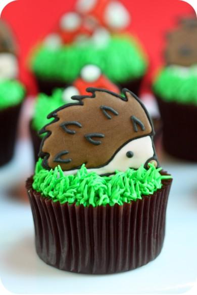 Рецепт Шоколадно-ореховые кексы