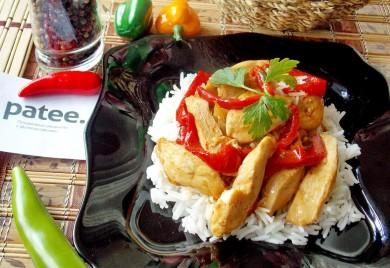 Рецепт Филе куриной грудки по-китайски