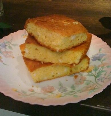 Рецепт Кукурузный хлеб по-сербски