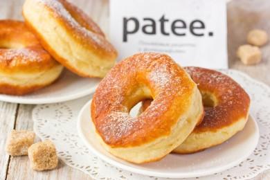 Рецепт Воздушные пончики на дрожжевом тесте
