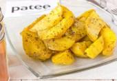 Пряный золотистый картофель