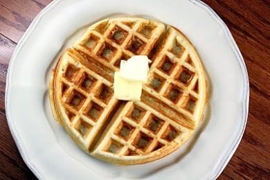 Рецепт Тесто для вафель
