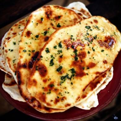Рецепт Индийская лепешка Нан