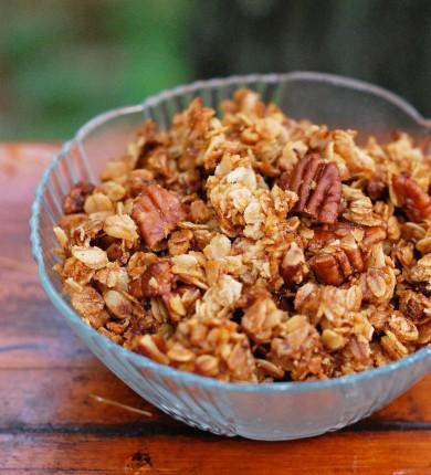 Рецепт Гранола с пеканом