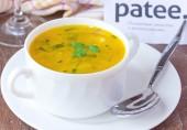 Суп с галушками по-домашнему