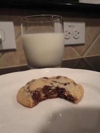 Рецепт Печенье с шоколадными чипсами