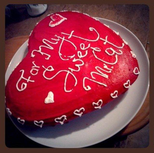 Рецепт торт влюбленных