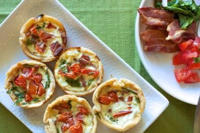 Рецепт Корзиночки с овощами