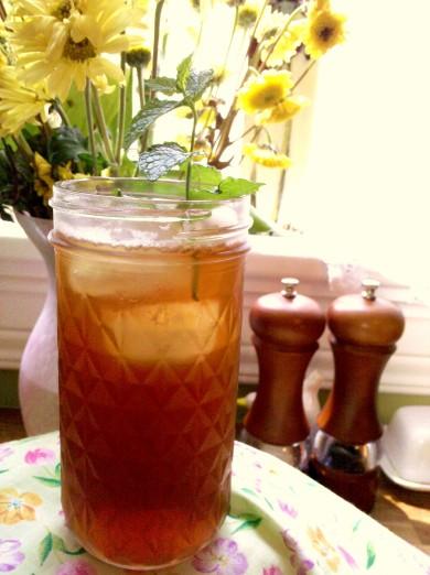 Рецепт Мятный чай